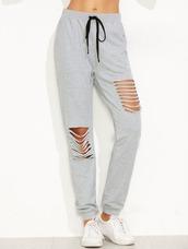pants,girl,girly,girly wishlist,grey,grey sweatpants,sweatpants,joggers,joggers pants