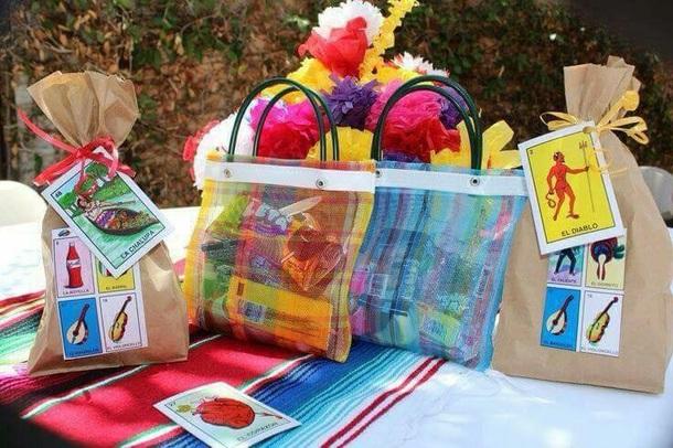 Bag Mexican Goodie Bag Wheretoget
