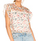 Tularosa kennedy top in rainbow lace from revolve.com