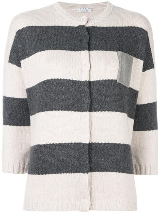 cardigan women nude silk sweater