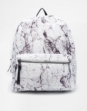 bag,marble,backpack,black and white