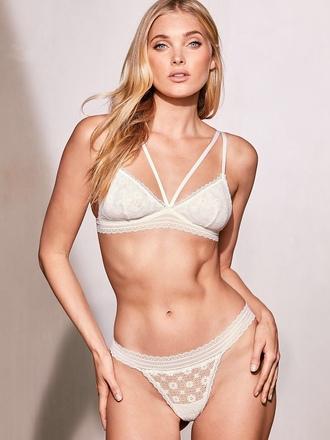 underwear elsa hosk model bra bralette lace bralette lingerie lace lingerie lingerie set victoria's secret victoria's secret model