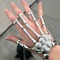 Skeleton full hand bracelet-fashion passionates