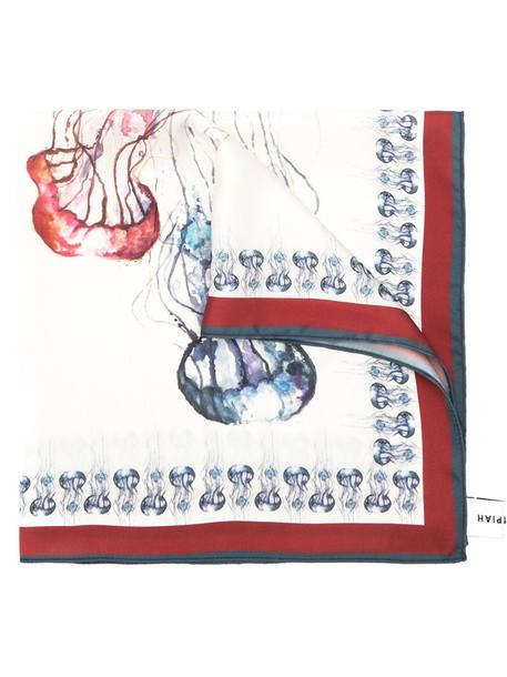Olympiah women jellyfish scarf print