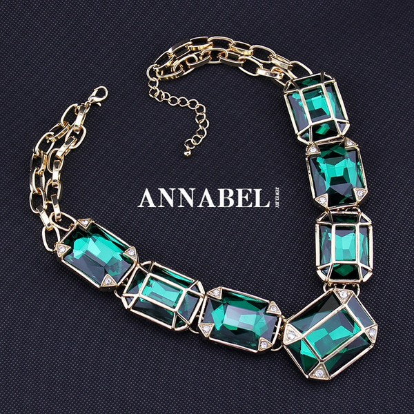 jewels aliexpress statement necklace necklace rhinestones