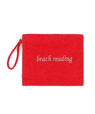 bag red bag beach mothers day gift idea book