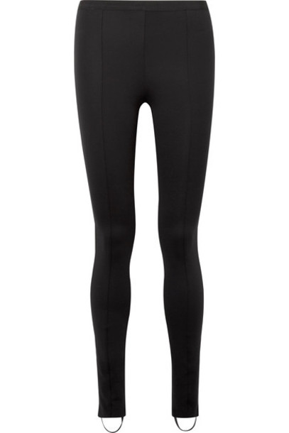 Helmut Lang leggings black pants