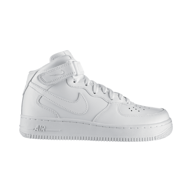 Air Force 1 07 Leather Trainers