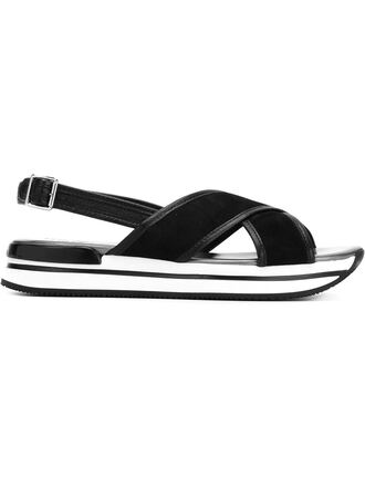 shoes fashion clothes cross over sandals farfetch