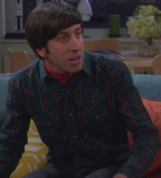 flannel shirt howard wolowitz mens shirt big bang theory simon helberg western shirt