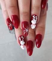 nail polish,holiday nail art,christmas,holiday season,holidays nail art,christmas nail art,nails,nail art