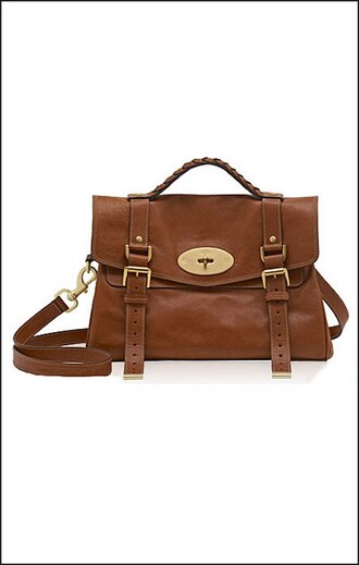 bag satchel brown bag
