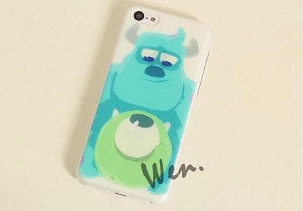 phone cover iphone case monsters inc