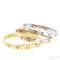 Cartier love inspired bracelet