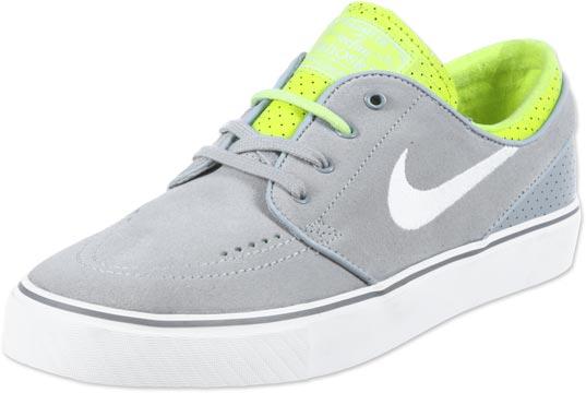 Nike Sb Zoom Stefan Janoski Gris