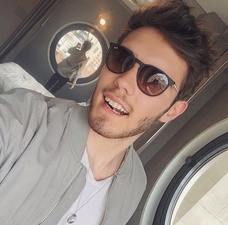 sunglasses black brown ombre glasses round frame sunglasses alfie deyes floral alfie thepointlessblog youtuber plastic menswear mens accessories mens gold