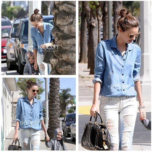 shirt denim casual denim shirt denim shirt blue denim shirt denim overalls