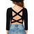 Crissa Back Crop Top – Outfit Made