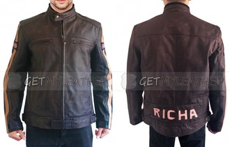 jacket leather motorcycle motorcycle jacket fashion