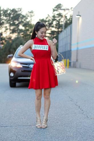 gracefullee made blogger dress shoes jewels make-up