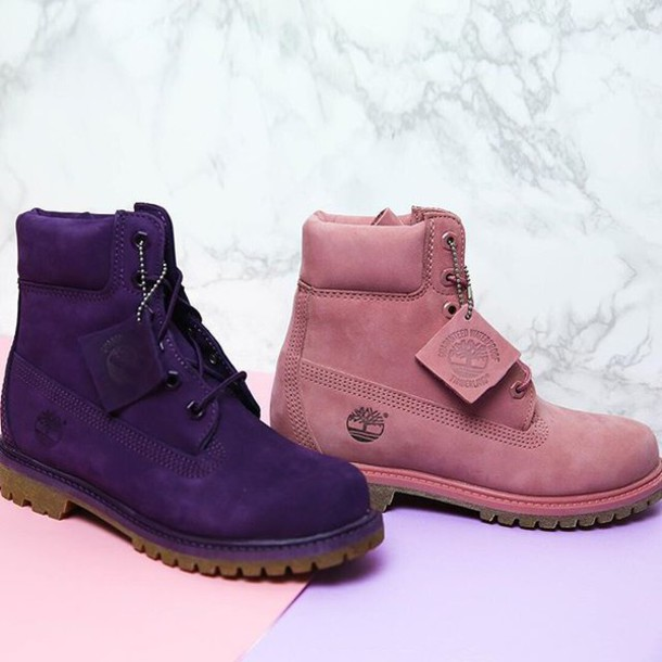 shoes peppermayo timberland boots timberlands pink boots dusty pink boots pink  tims timberland fed32711e