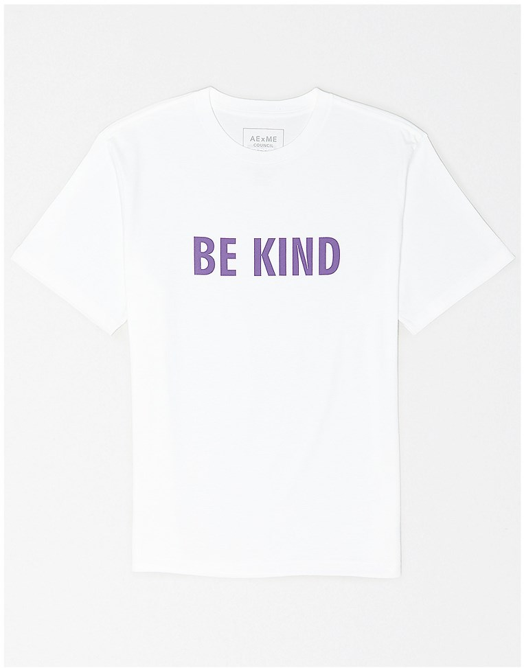 AEO X Delivering Good Be Kind T-Shirt