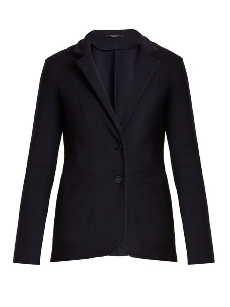 WEEKEND MAX MARA jacket navy