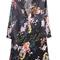 Floral shirt dress - choies.com