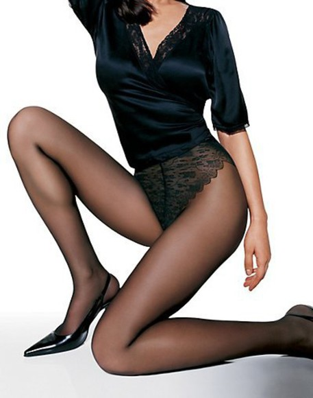 pantyhose tights lace fashion style