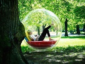 home accessory,bubble,sofa,lifestyle,cozy,camping