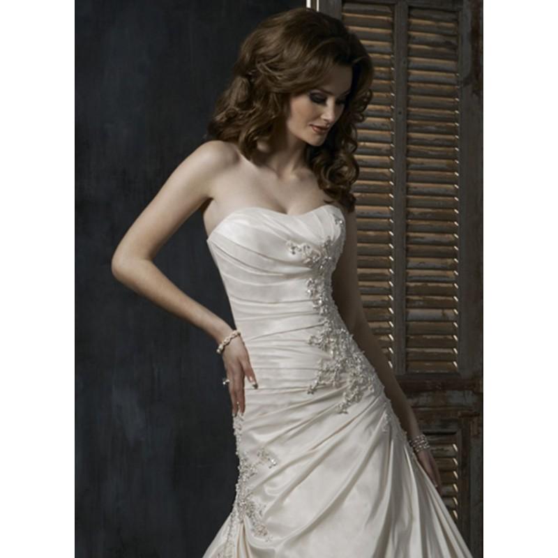 San Patrick Carmen Bridal Gown (2011) (SP11_CarmenBG) - Crazy Sale Formal Dresses|Special Wedding Dresses|Unique 2017 New Style Dresses