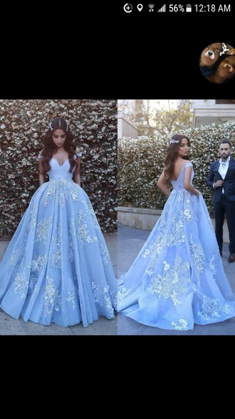 dress periwinkle off the shoulder i like this design