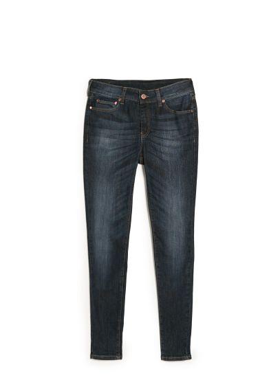 high waist london jeans