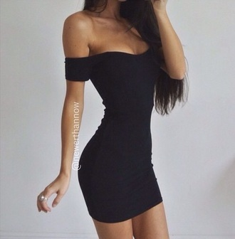 dress black black dress short dress little black dress