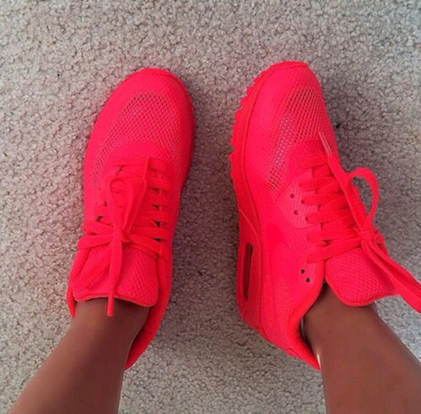 air max pink shoes nike air shoes sneakers drenched