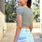 Us pocket denim shorts - light – shopcivilized