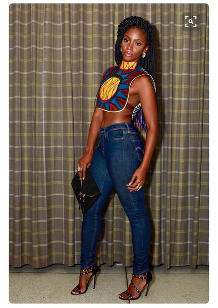 bb5bd353fada18 tank top, african print, african cropped top, sexy african prints ...