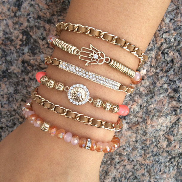jewels trendy trendy fasionpieces_ bracelets chichime shopping nice beautiful cute
