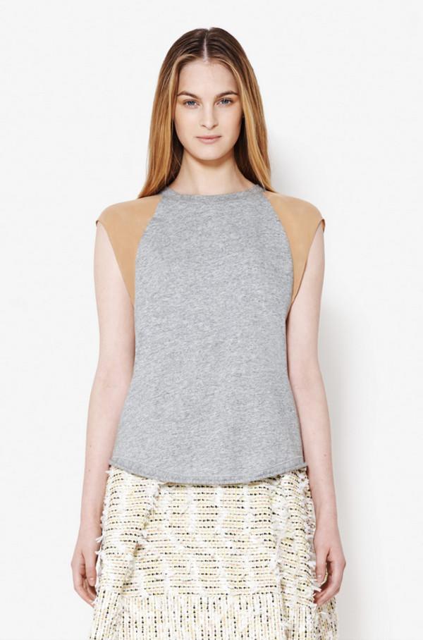 tank top lookbook fashion phillip lim skirt