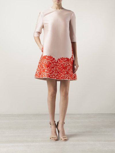 Stella Mccartney Shift Dress - Tessabit - Farfetch.com