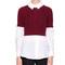 Valentino cropped wool sweater