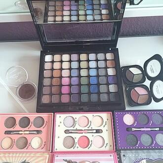 make-up multicolor