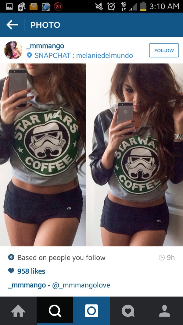 2ce96256 Amazon.com: Funny T-Shirts (Star Wars Coffee) Great Gift Ideas for ...