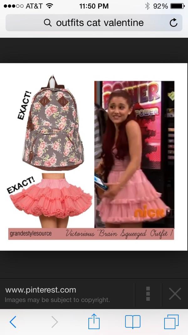 skirt pink ariana grande layered petticoat crinoline