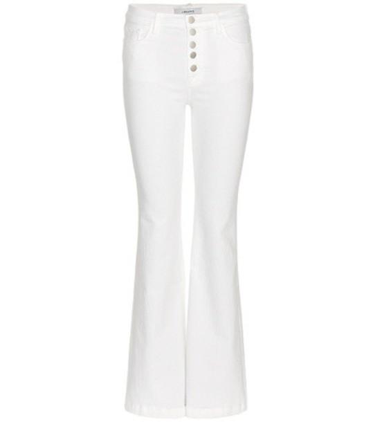 J BRAND jeans white