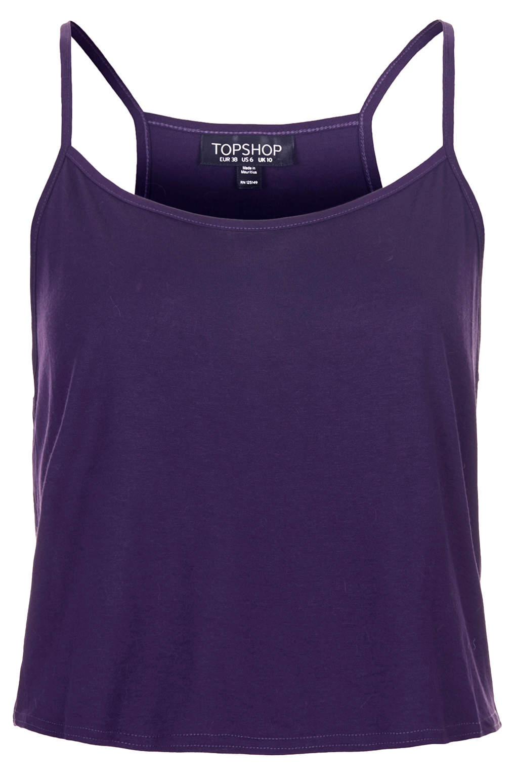 Cropped Cami - Crop Tops - Tops - Clothing