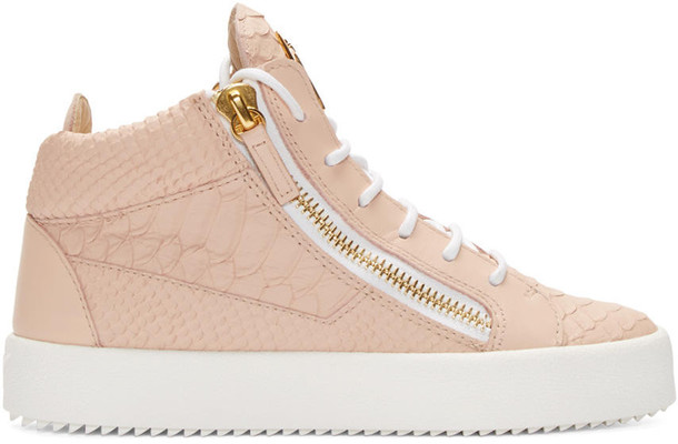 london sneakers pink shoes