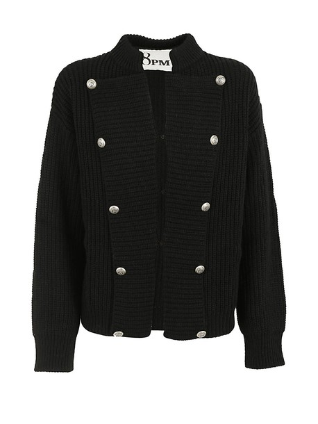 8pm cardigan cardigan knit black sweater