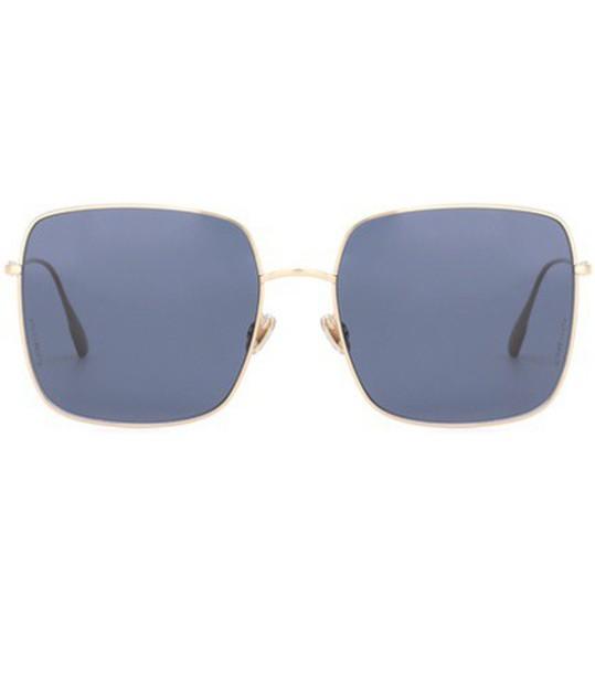 Dior Sunglasses DiorStellaire1 square sunglasses in gold