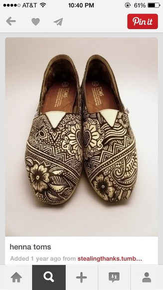 shoes toms henna
